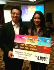 Masjlis Anugerah Media KKM 2011