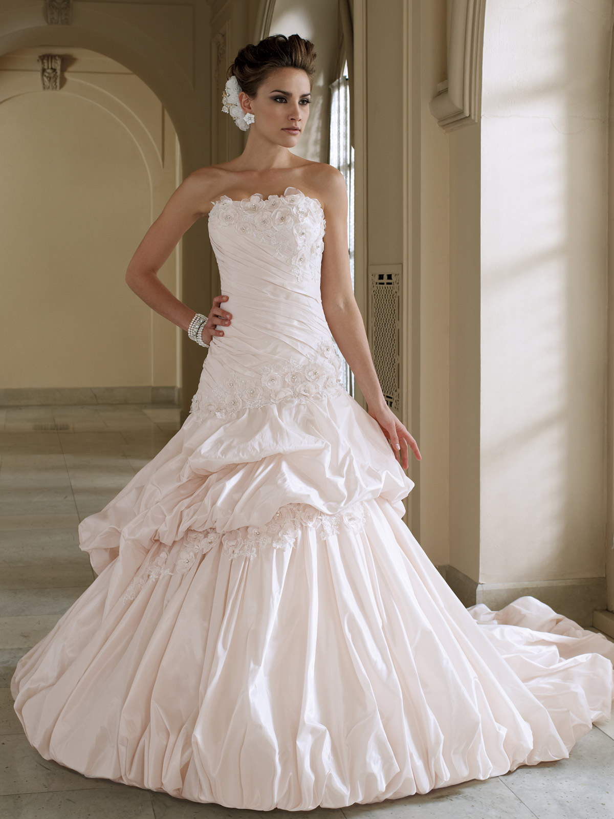 Honey Buy Daily Wedding Dresses David Tutera 2012 Spring