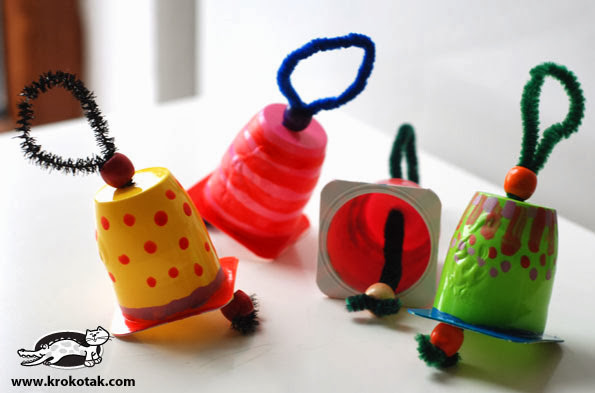 Easy Craft Idea : Toys from waste material suitable for outdoors