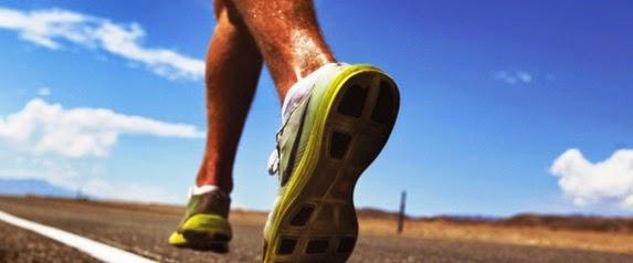 cara mengecilkan betis dengan berlari