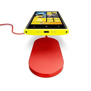 carregador indutivo Nokia Lumia 920