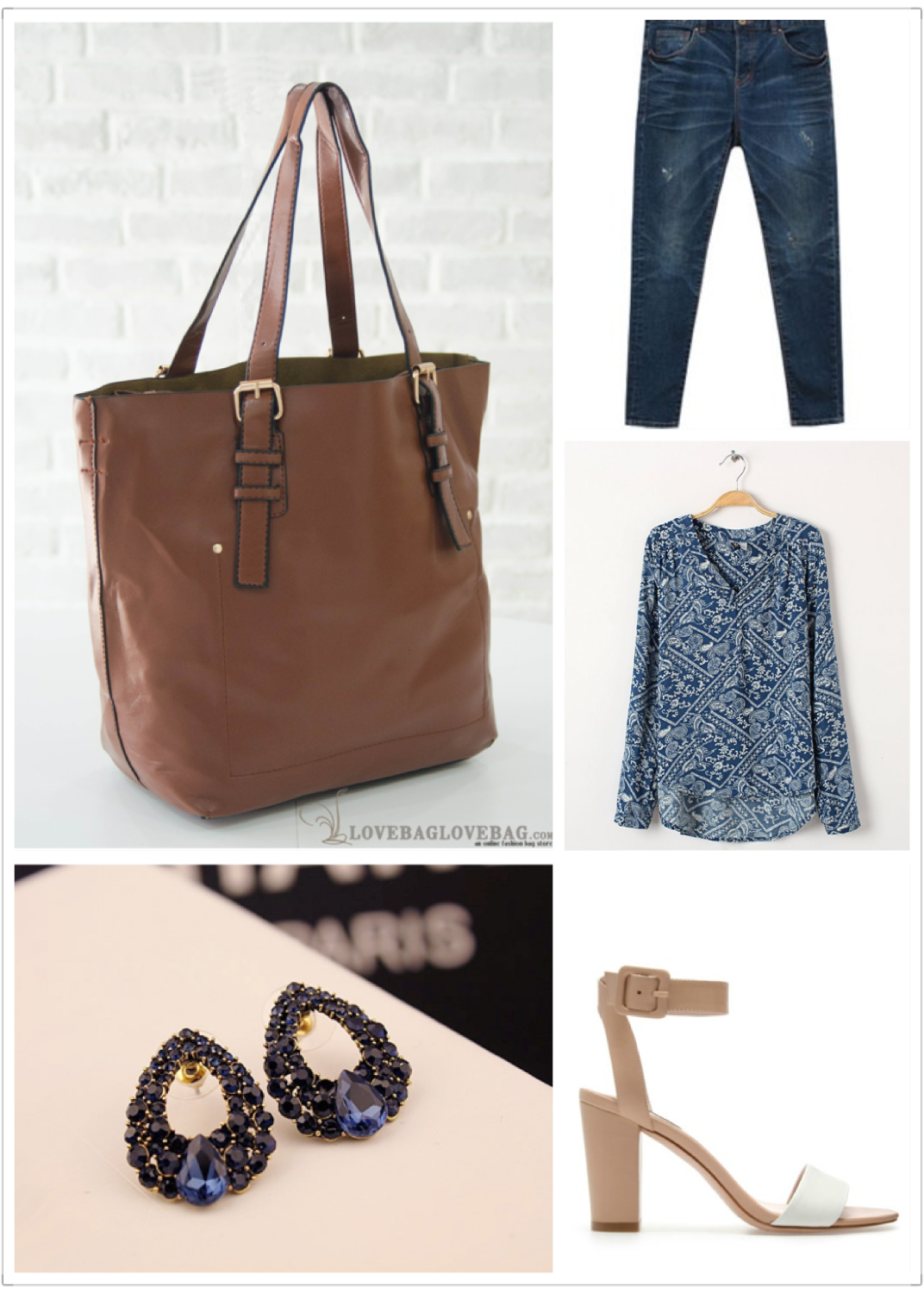 Outfit Inspiration with Bags from LoveBag
