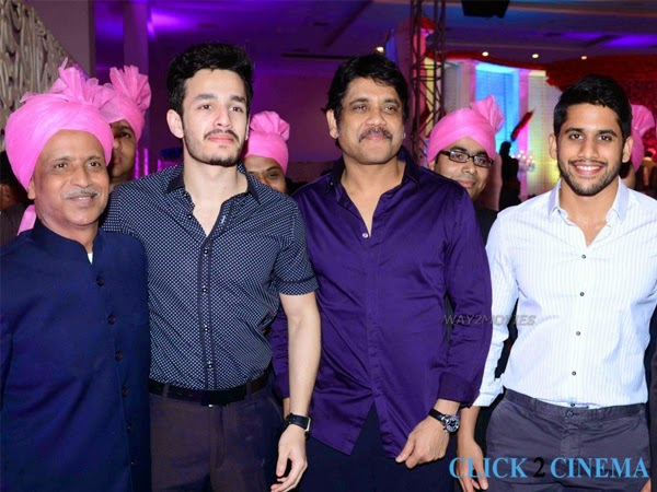 Tollywood Celebs at Humera Tarannum and Mohd Sameer Ahmad Wedding
