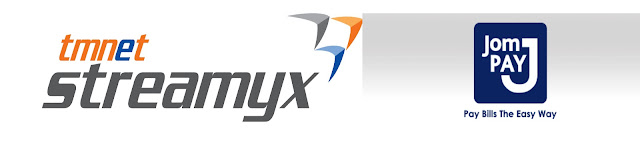 Cara Membayar Bil TM Streamyx Online dengan CIMB JomPay