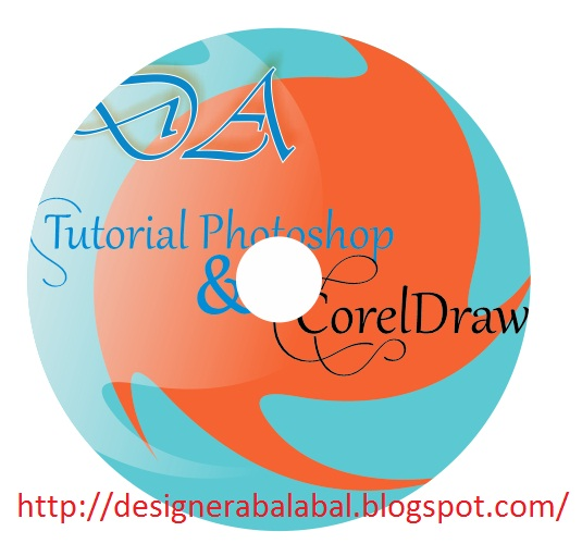 how to make cd labels in coreldraw