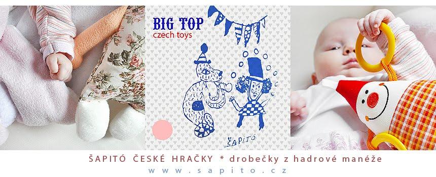 ŠAPITÓ Czech toys