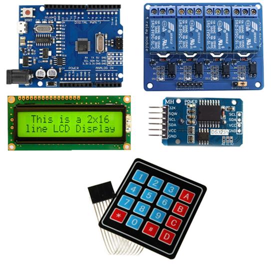 Paket Belajar Arduino