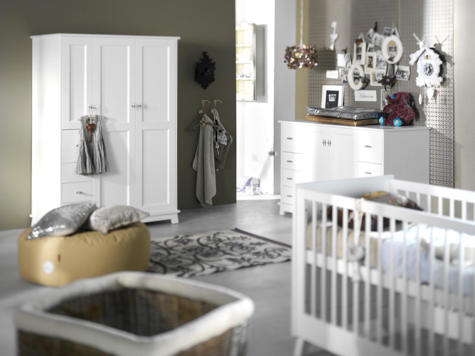 Dormitorios y camas para ni os y bebes decoracion de salones - Decoracion dormitorio bebe ...