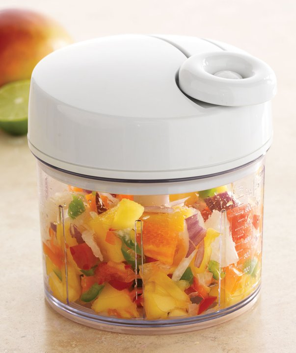 Manual Food Processor ~ Laurie loves the pampered chef
