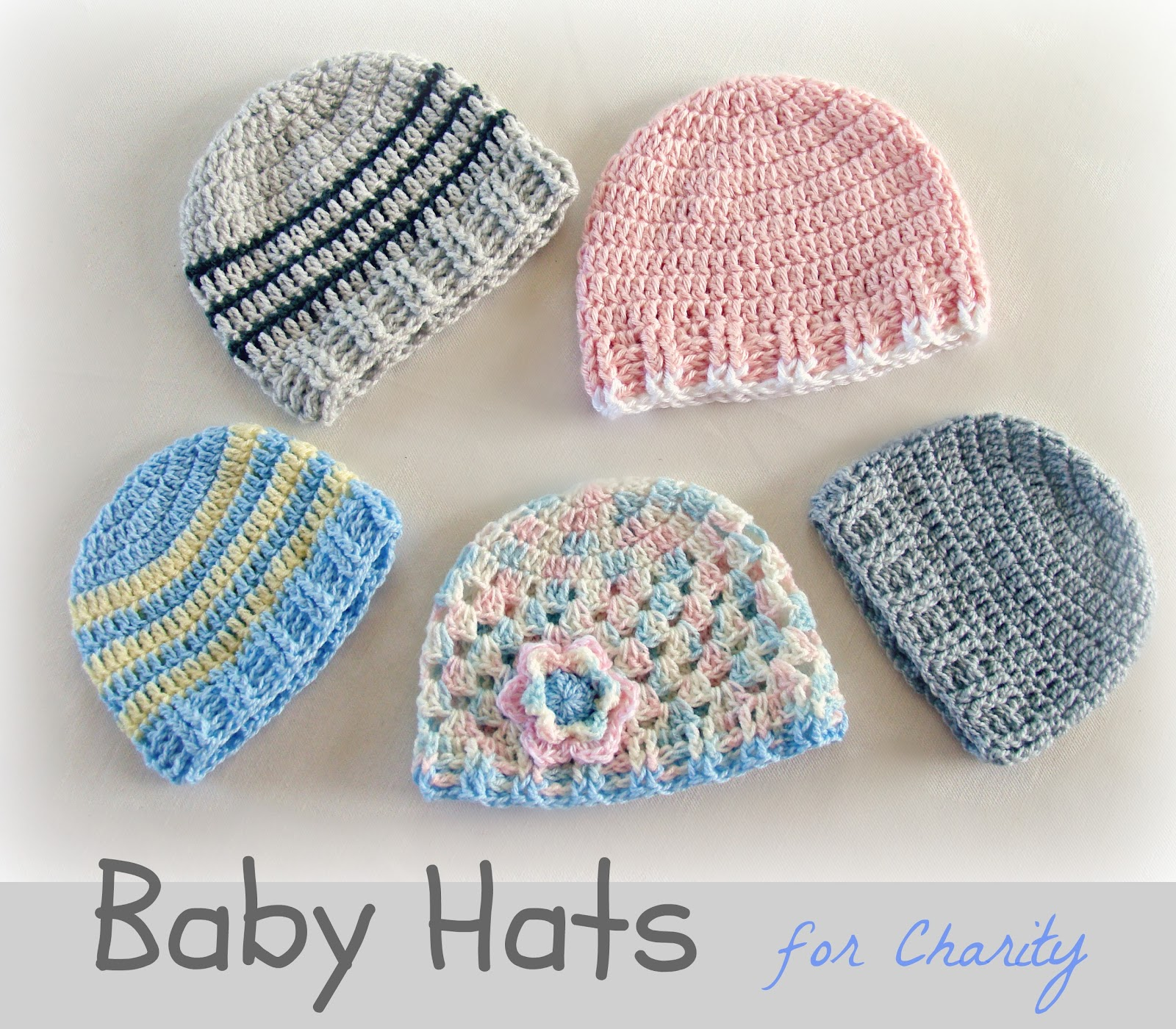 Lanas Hilos: HATS for Charity