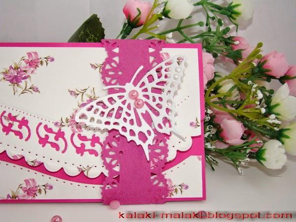 бабочка крафти энн