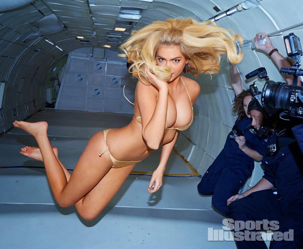 Kate upton zero gravity 7