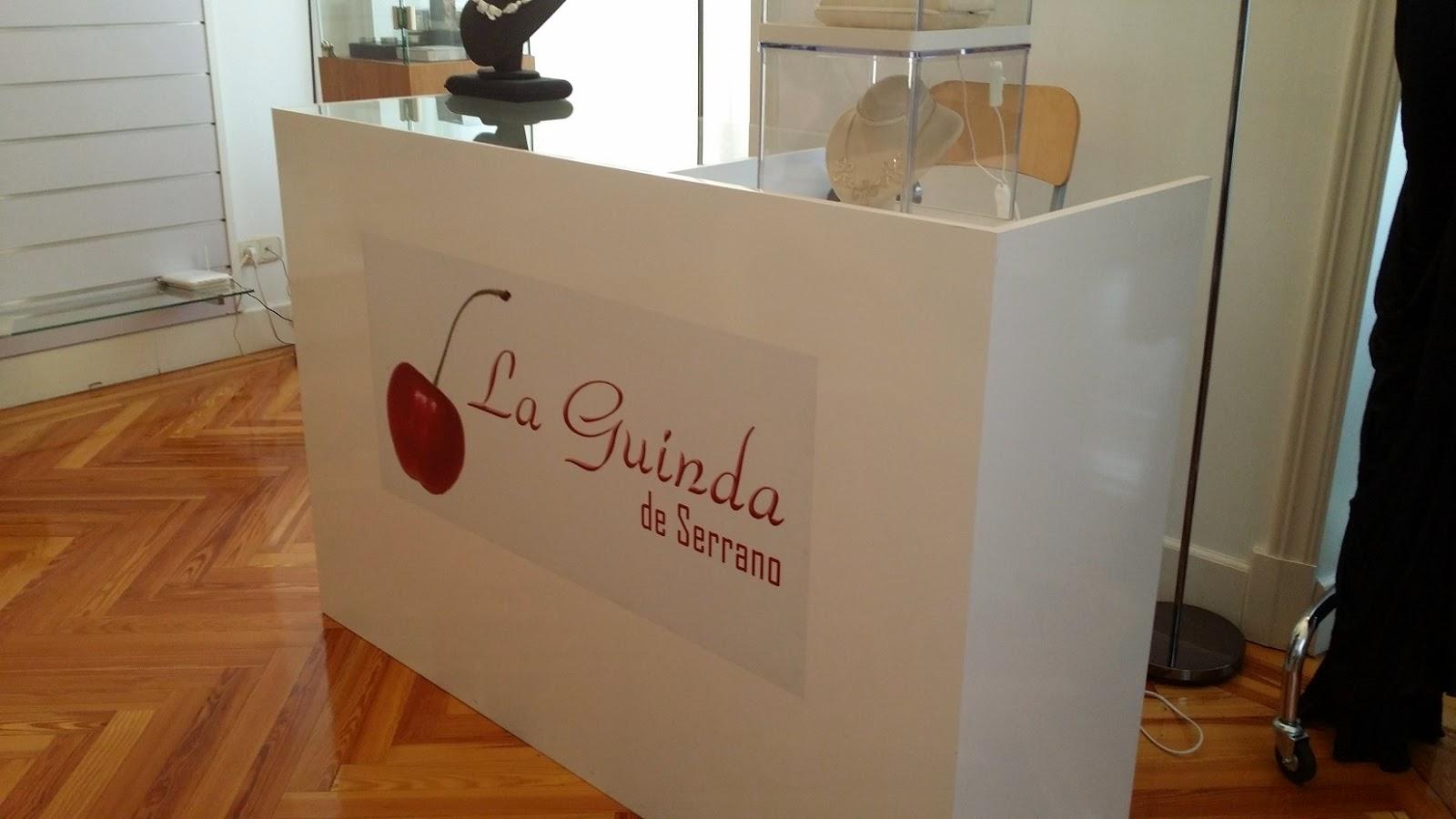 La Guinda de Serrano, showroom, street style, fashion style, MiCleo, Cosmética, Belleza, Complementos