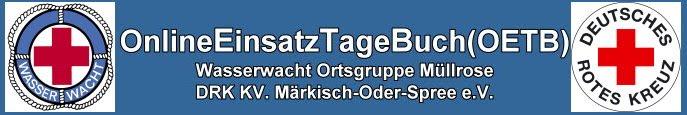 OnlineEinsatzTagebuch (OETB)