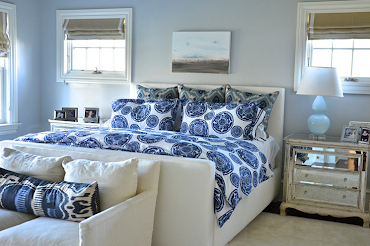#12 Blue Bedroom Design Ideas