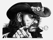 Lemmy Kilmister by Dr.Octane