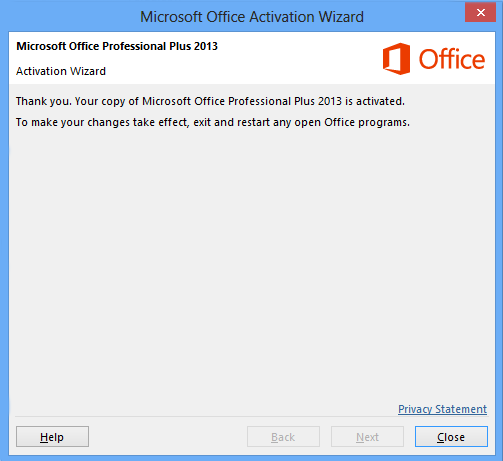 office 2013 professional plus vol key
