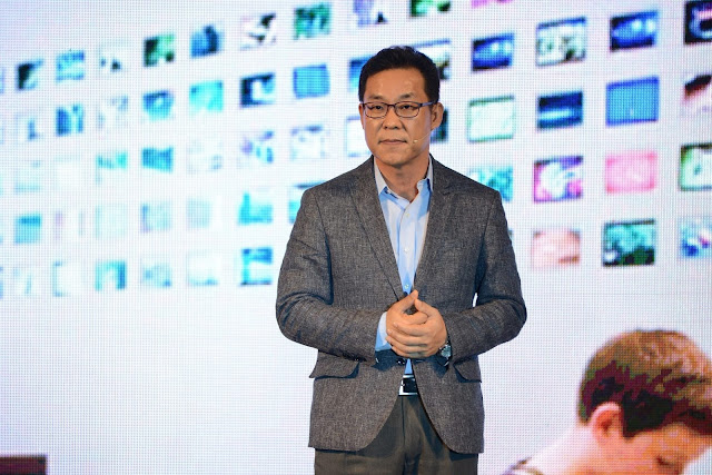 Ông Kim Cheol Gi, Tổng giám đốc Samsung Việt Nam