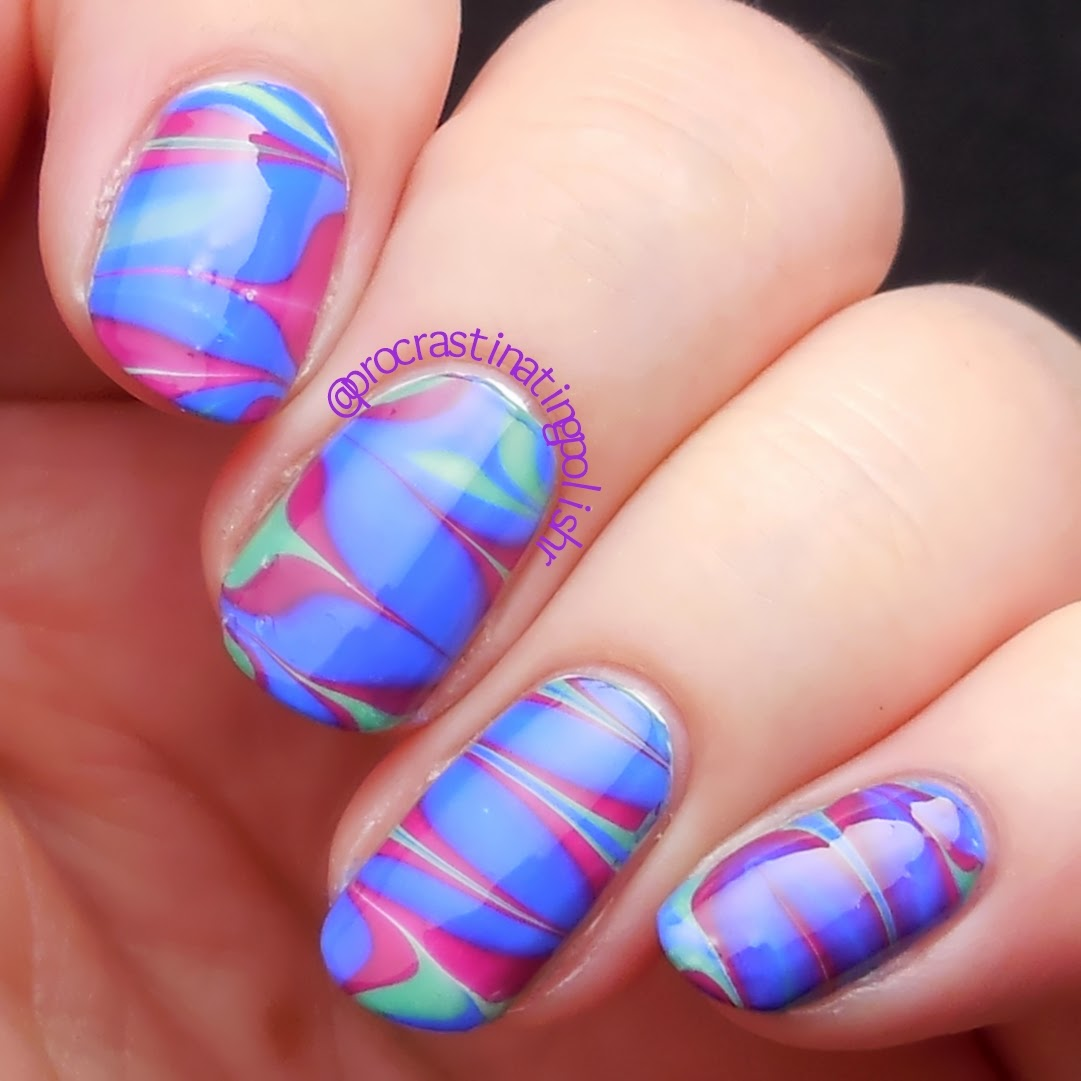 31 Day Challenge - Water Marble