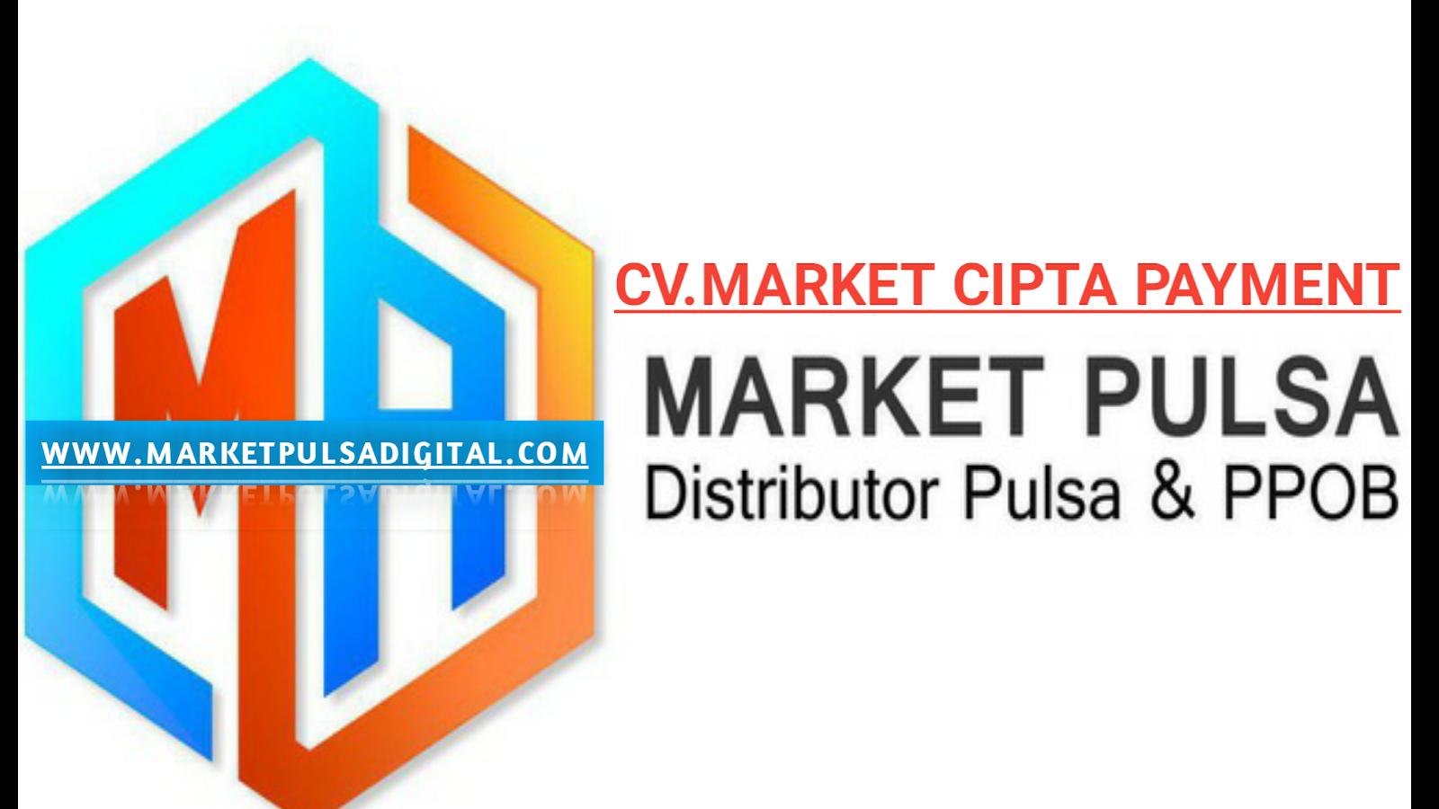 Market Pulsa: Distributor Agen Pulsa dan PPOB | Harga Termurah Untuk Agen
