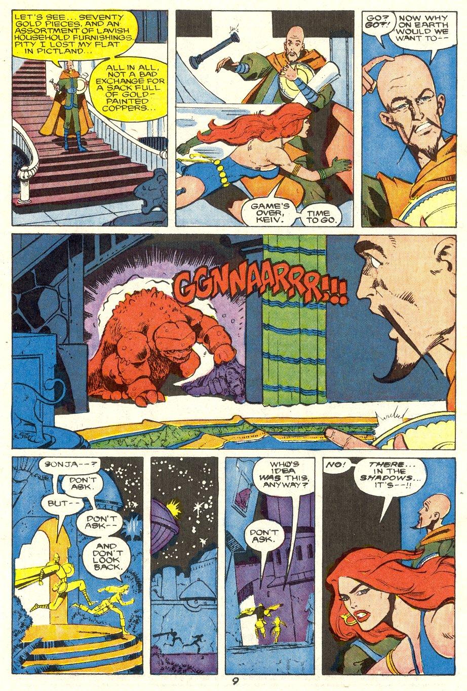 Conan the Barbarian (1970) Issue #204 #216 - English 10