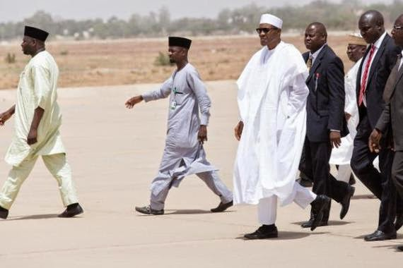 buhari visit emir katsina