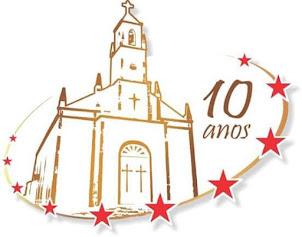 10 anos da Paróquia São Paulo Apóstolo.