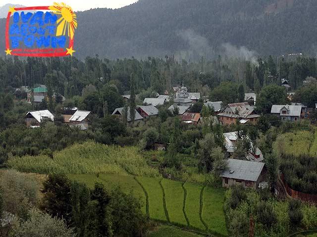 Tangmarg Kashmir India