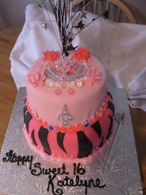 Katelyne's Sweet 16!