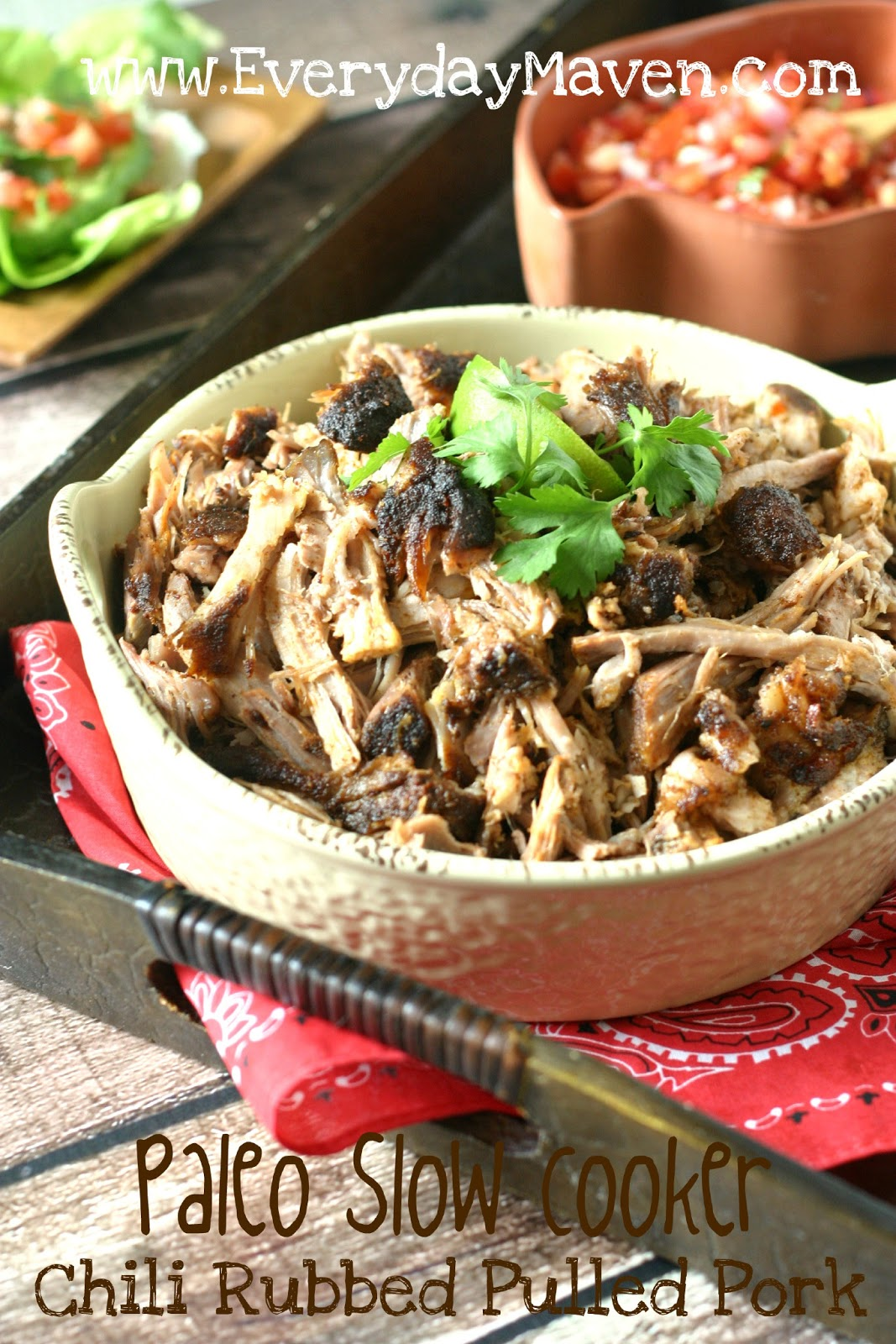 The BEST Slow Cooker Pork Tacos from Food Bloggers - Slow ...
