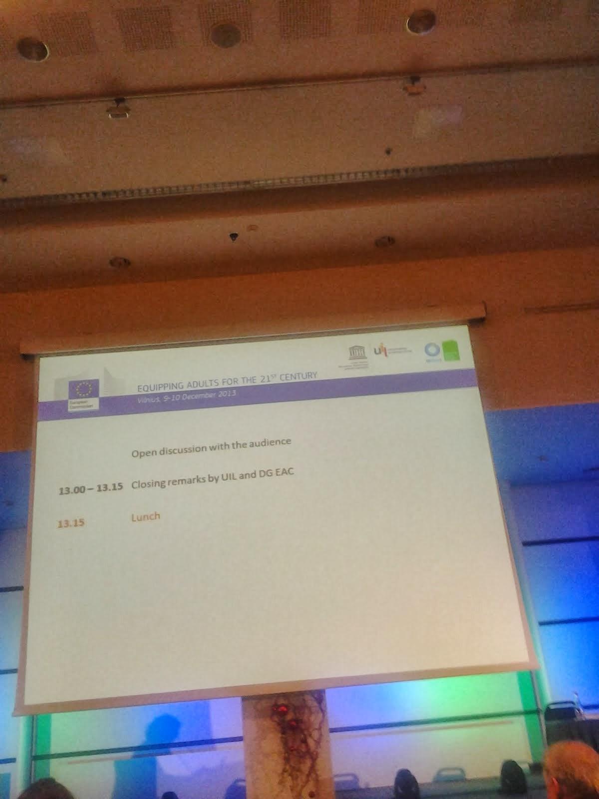 Vilius - EU Conference