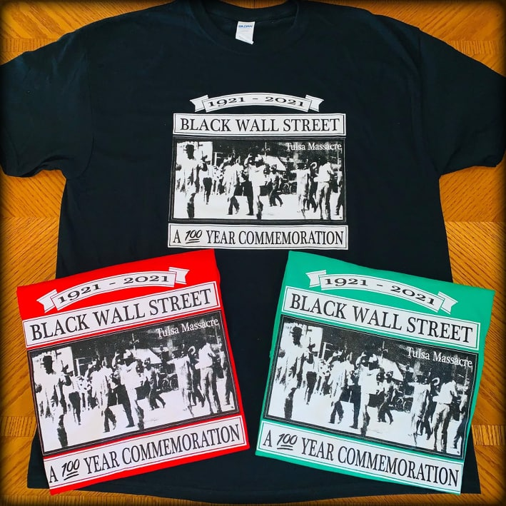 100th Anniversary commeration of Black Wall Street