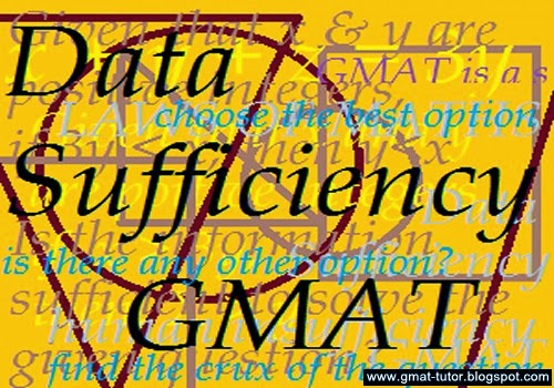 GMAT Data Sufficiency questions