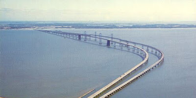 Jembatan Tol Chesapeake Bay Bridge