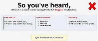 Cara Mengetahui jika diam-diam teman facebook menghapus akun sobat