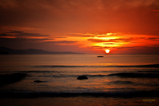 Mati Davao Oriental Dahican beach