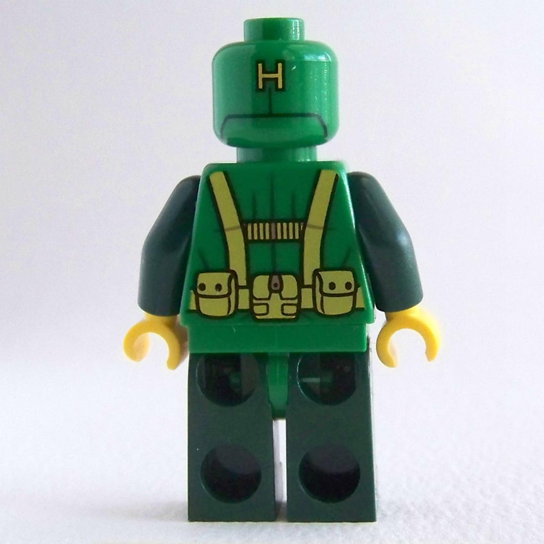 LEGO Hydra army