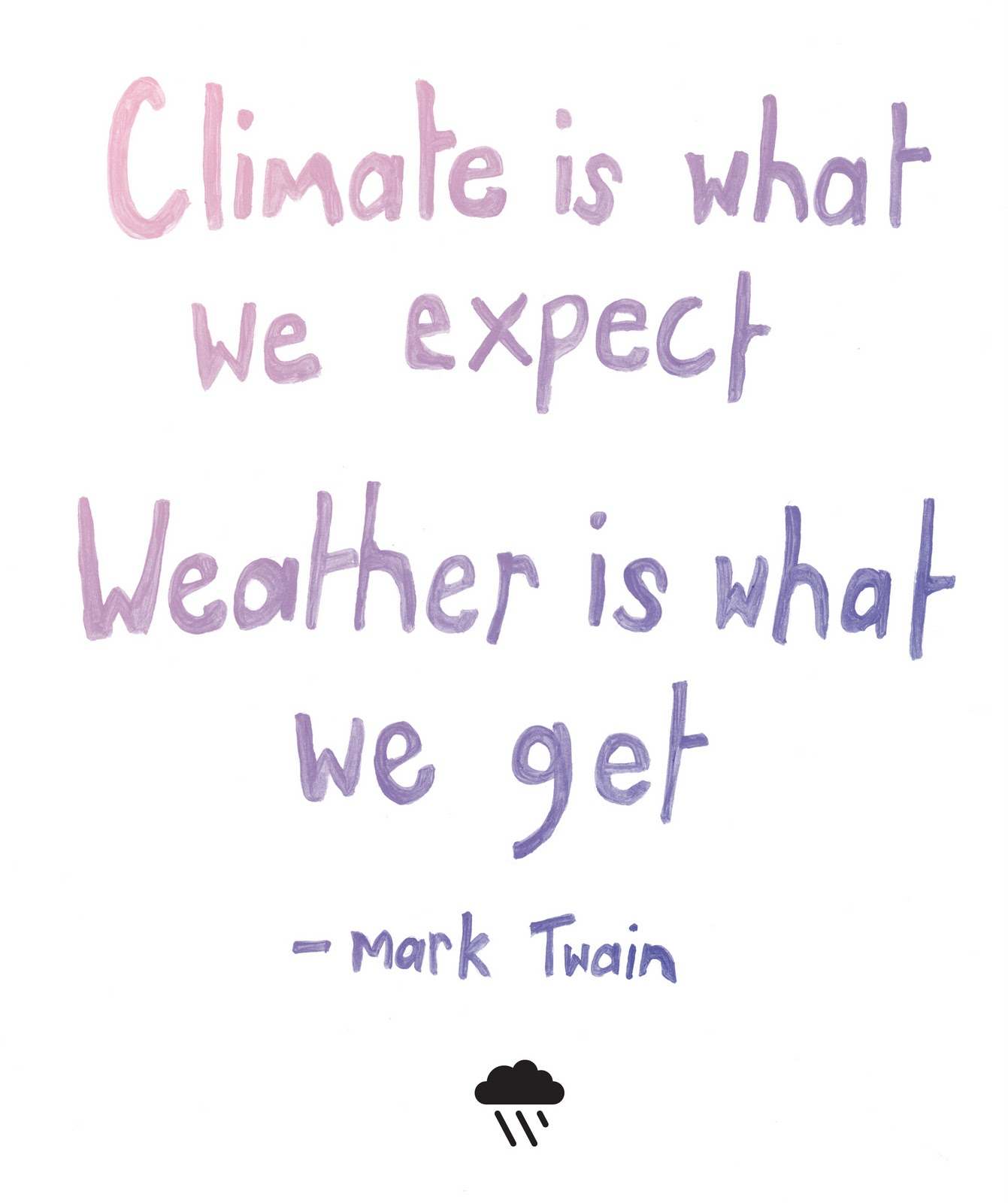 Funny Quotes About Weather