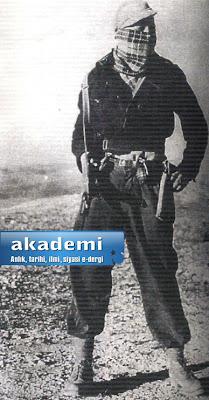 1948'de bir Haganah komandosu