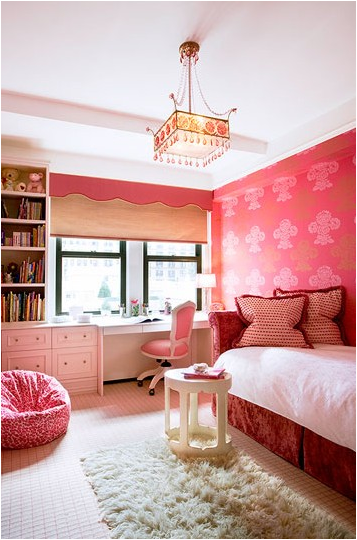 suscapea: Glamour Teenage Girl Room Ideas