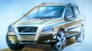 Next Volvo XC90 Rumors