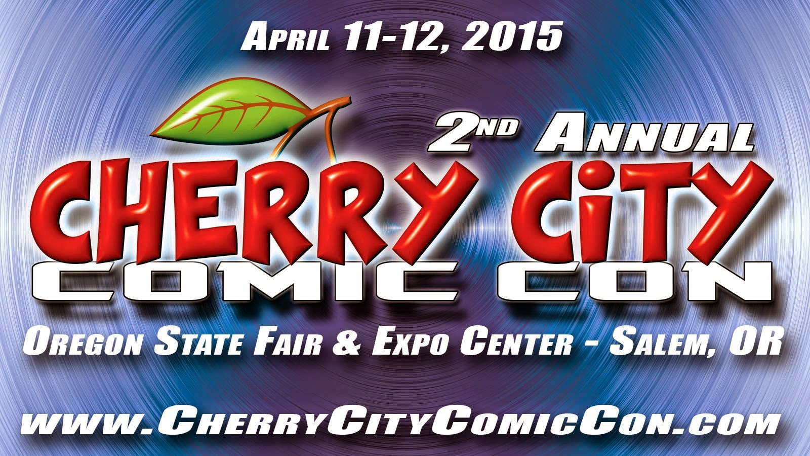 Cherry City Comic Con 2015