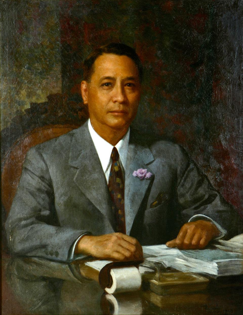 Talambuhay ni Manuel A. Roxas | Kilalang Pilipino