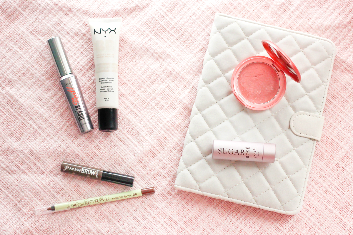 6 Effortless Makeup Products For Rushed Mornings | A Girl, Obsessed