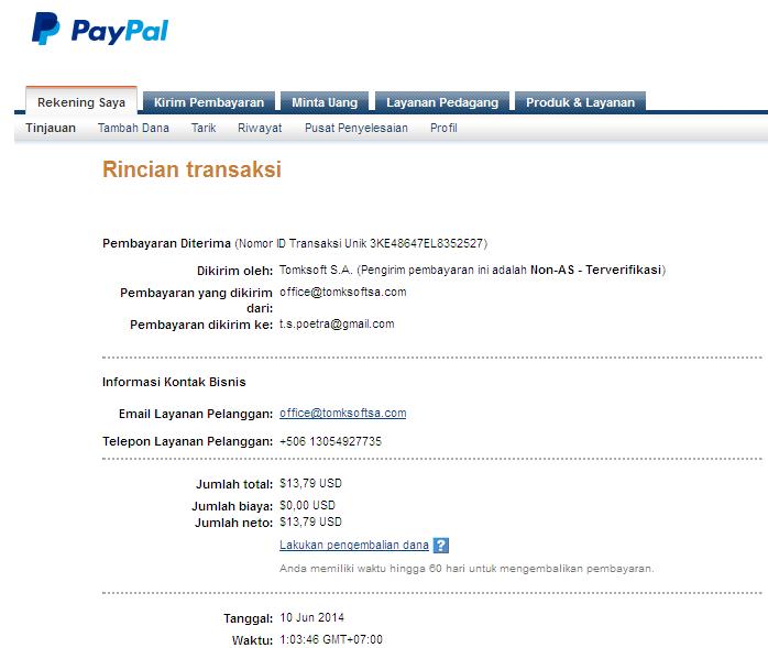 Pembayaran cpm popads terbaru,cpm paling membayar,cpm terbaik bukan scam,bukti pembayaran prinscreen payout cpm popadds