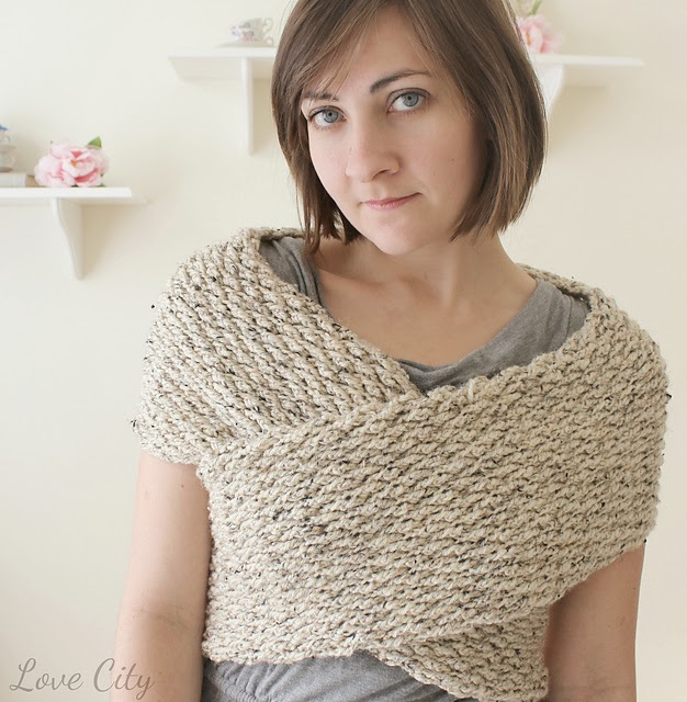 free crochet pattern wrap sweater