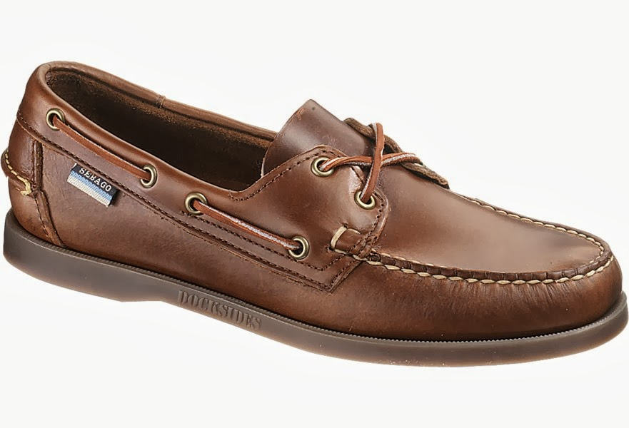 Carvela Mens Footwear With a brown boat shoe.