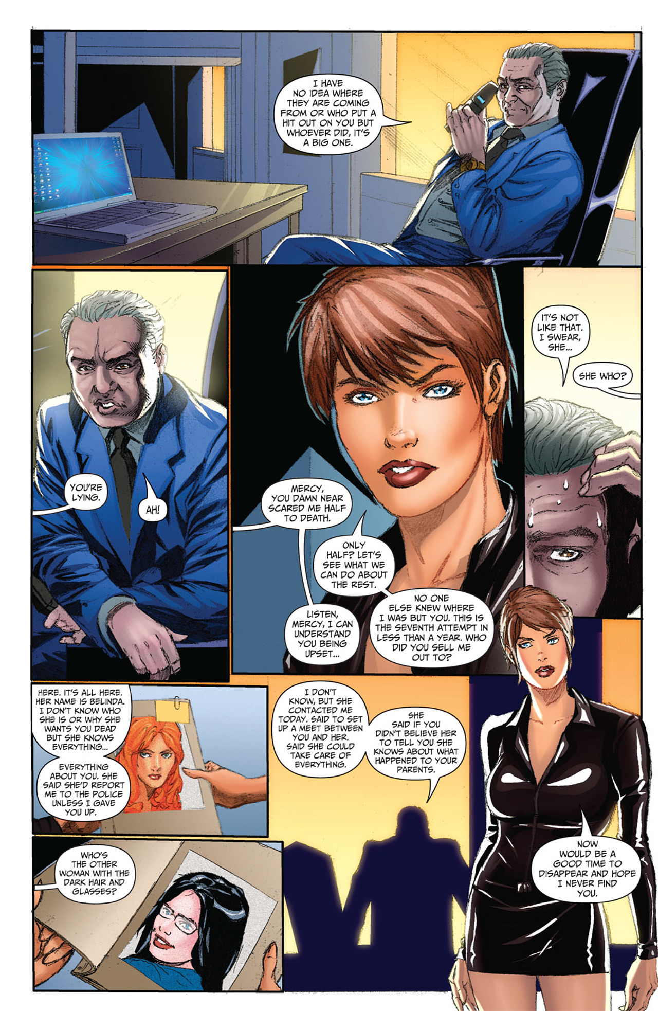 Grimm Fairy Tales (2005) Issue #41 #44 - English 19