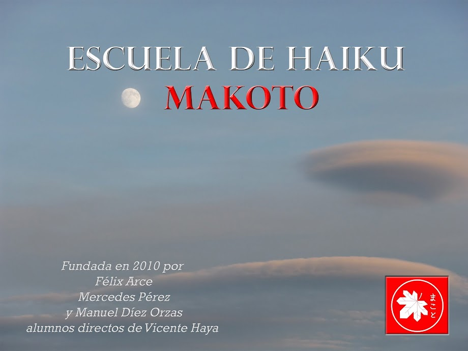 ESCUELA VIRTUAL DE HAIKU MAKOTO