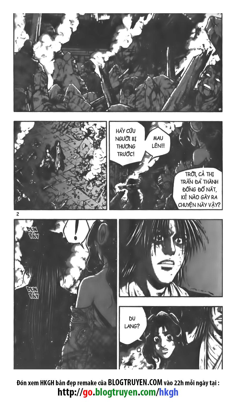Hiệp Khách Giang Hồ chap 340 page 3 - IZTruyenTranh.com